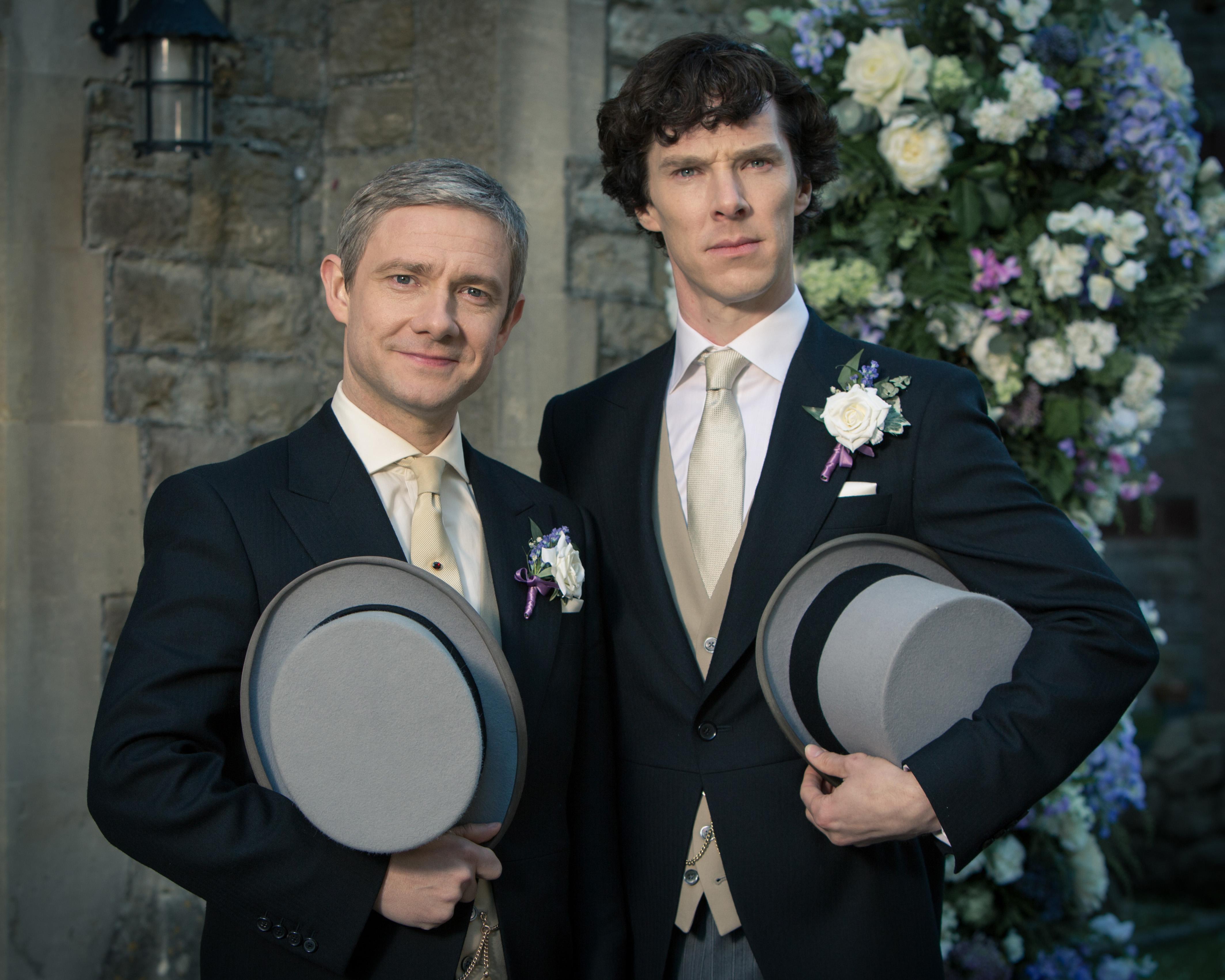 Top 5 Romantic Moments In Sherlock Sherlocks Home