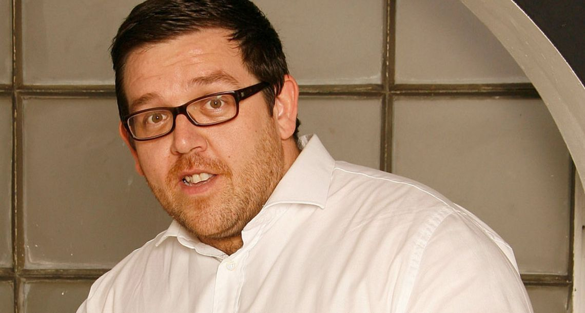 Nick-Frost