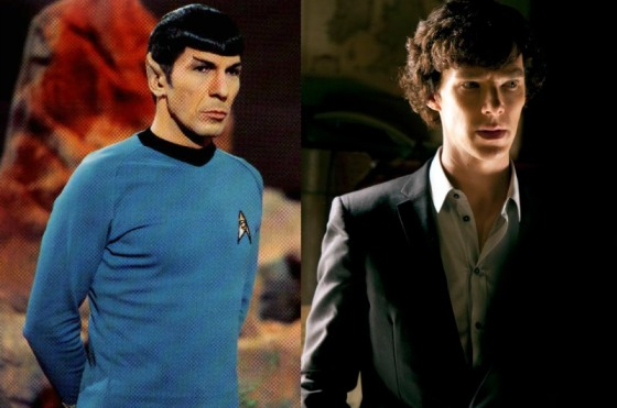 Sherlock Spock