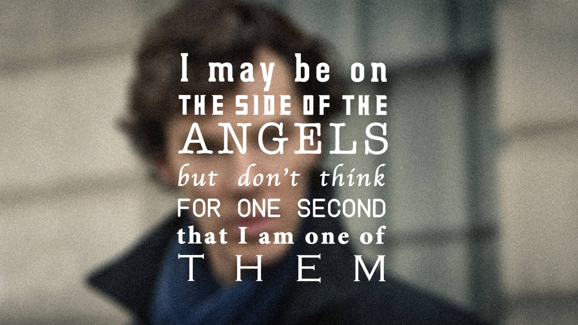 i am the best one_5 Best Quotes from The Reichenbach Fall | Sherlocks Home