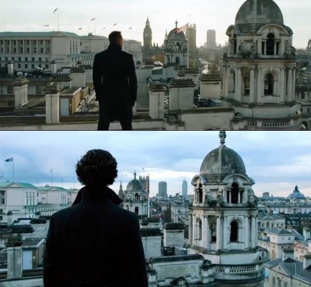 007 Times Sherlock And James Bond Collided Sherlocks Home