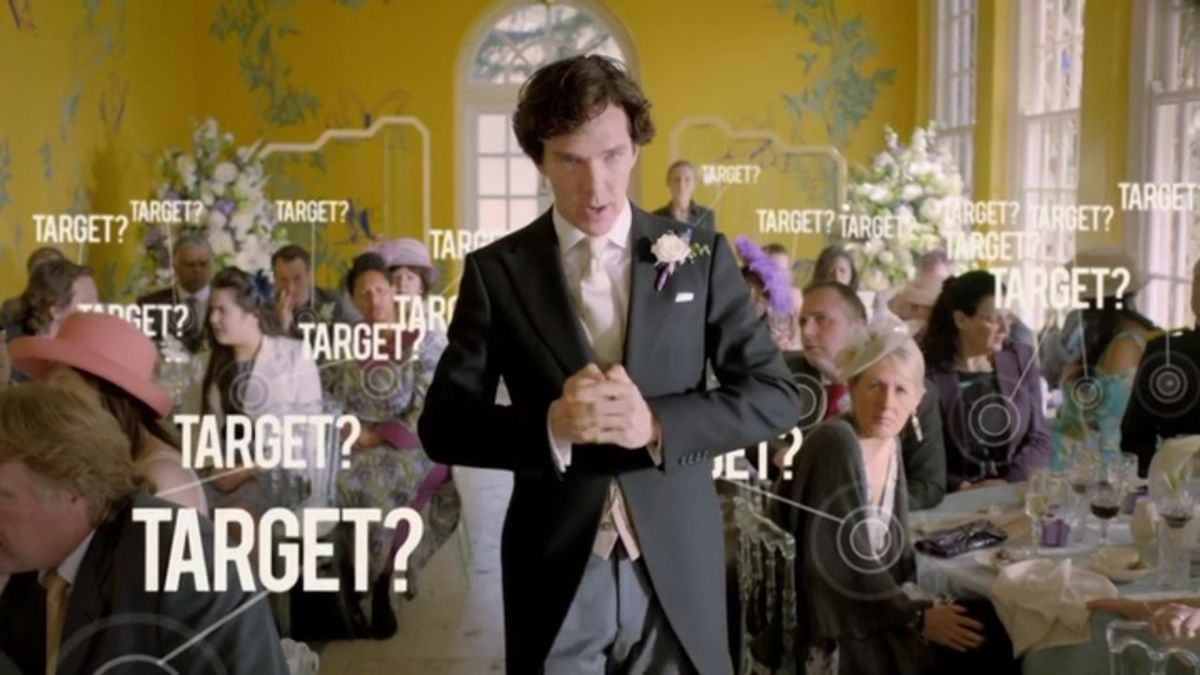 The Visual Techniques of Sherlock