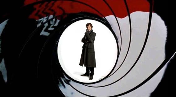 SherlockGunBarrel