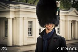 Beefeater Cumberbatch