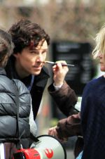 Benedict is due a touch up