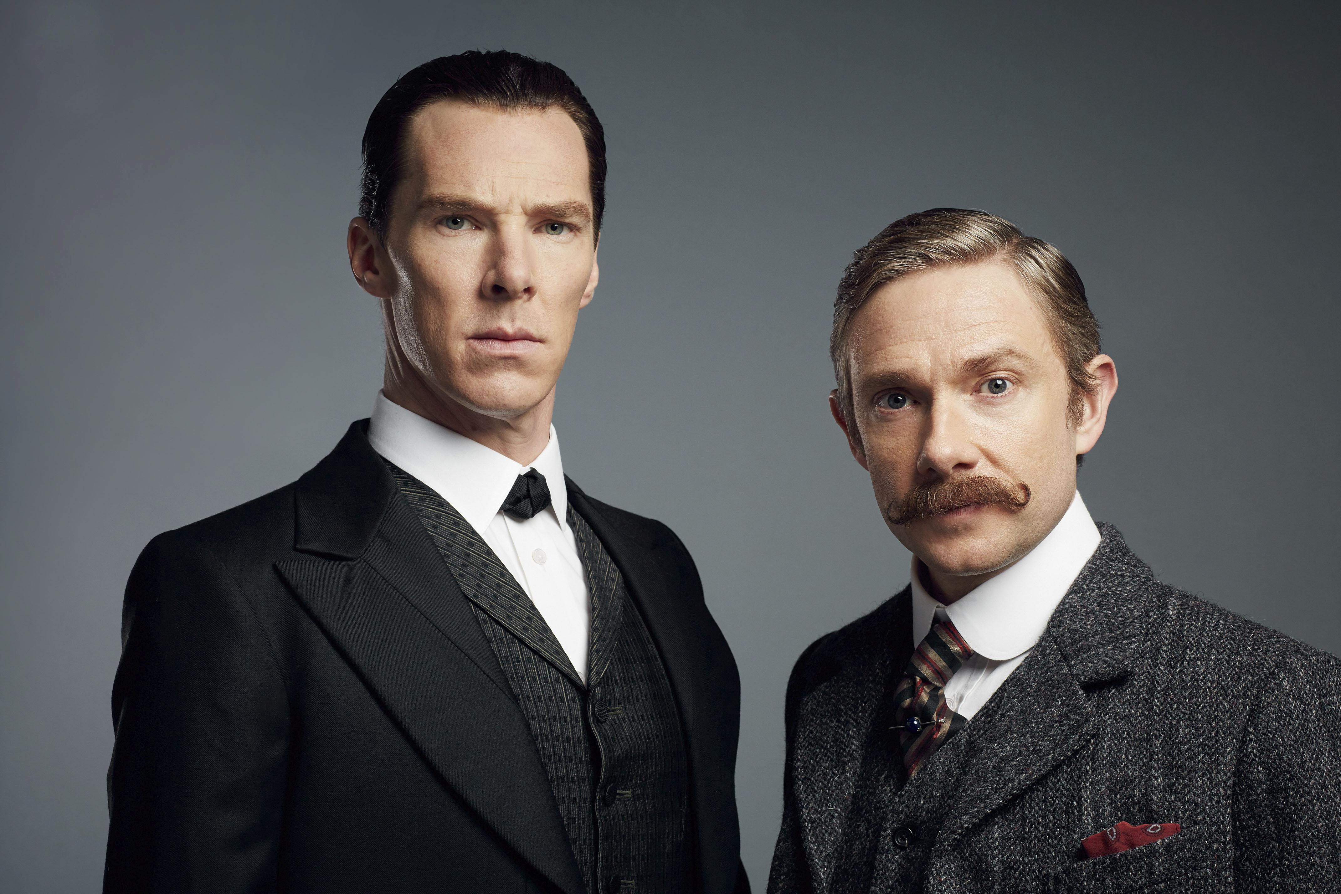 5 Reasons We Can't Wait for the Sherlock Winter Special ...