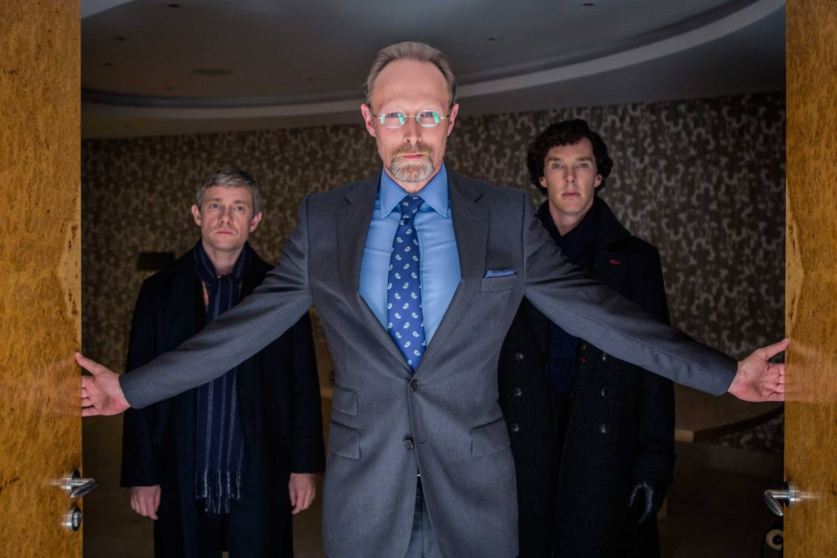 5 Best Quotes from His Last Vow