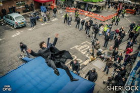 The truth of how Sherlock survived the fall
