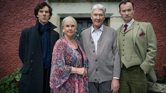 The-Holmes-family