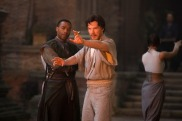Marvel's DOCTOR STRANGE L to R: Mordo (Chiwetel Ejiofor) and Doctor Stephen Strange (Benedict Cumberbatch) Photo Credit: Jay Maidment ©2016 Marvel. All Rights Reserved.