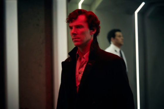 Sherlock - TX: 15/01/2017 - Episode: Sherlock S4 - Ep3 (No. 3) - Picture Shows: **STRICTLY EMBARGOED UNTIL 10TH JANUARY 2017** Sherlock Holmes (BENEDICT CUMBERBATCH) - (C) Hartswood Films - Photographer: Robert Viglasky