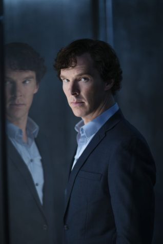 WARNING: Embargoed for publication until 00:00:01 on 10/01/2017 - Programme Name: Sherlock - TX: 15/01/2017 - Episode: Sherlock S4 - Ep3 (No. 3) - Picture Shows: **STRICTLY EMBARGOED UNTIL 10TH JANUARY 2017** Sherlock Holmes (BENEDICT CUMBERBATCH) - (C) Hartswood Films - Photographer: Laurence Cendrowicz